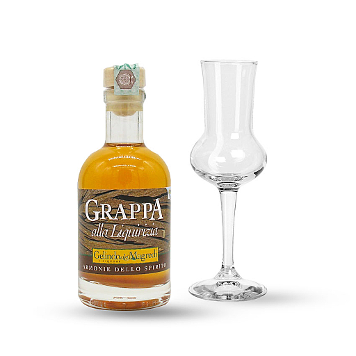 Grappa Liquirizia -0,2L